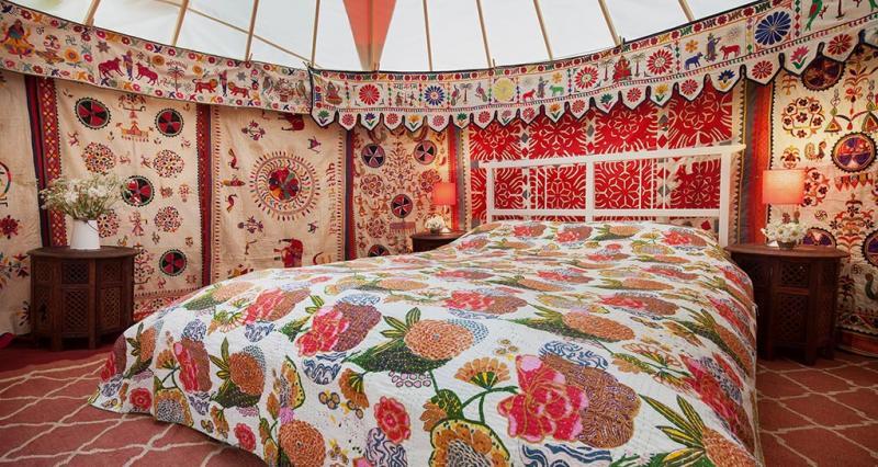 Creating Beautiful Spaces Hooe S Yurts