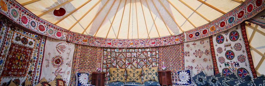 Gallery Hooe S Yurts